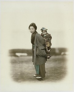 Mother and child Digital ID: 118924. New York Public Library