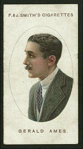 Gerald Ames. Digital ID: 1195536. New York Public Library