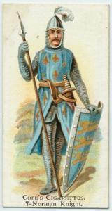 Norman knight. Digital ID: 1199498. New York Public Library