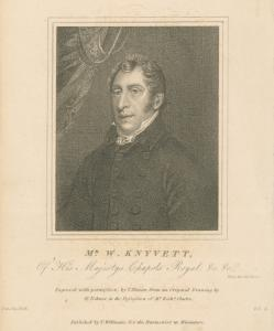 Mr. W. Knyvett, of His Majesty... Digital ID: 1258085. New York Public Library