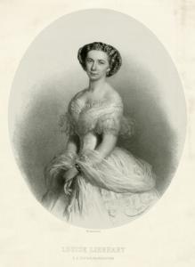Louise Liebhart. Digital ID: 1269361. New York Public Library