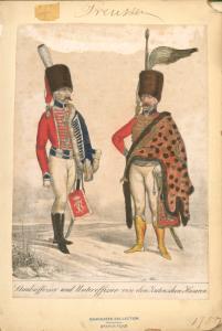 Germany, Prussia, 1756-1759 Digital ID: 1505906. New York Public Library