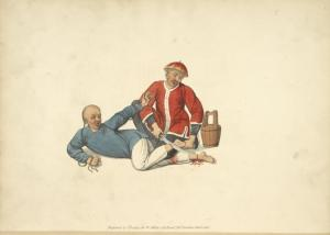 Hamstringing a malefactor. Digital ID: 1565324. New York Public Library