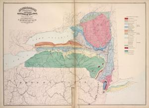 Geological Map Digital ID: 1575775. New York Public Library