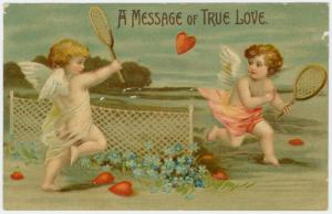 A message of true love. Digital ID: 1588522. New York Public Library