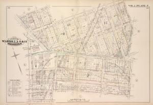 Vol. 5. Plate, F. [Map bound b... Digital ID: 1627526. New York Public Library