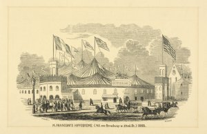 M. Franconi's Hippodrome (N.E.... Digital ID: 1659426. New York Public Library