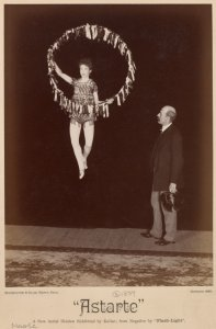 Astarte. A new aerial illusion... Digital ID: 1697168. New York Public Library