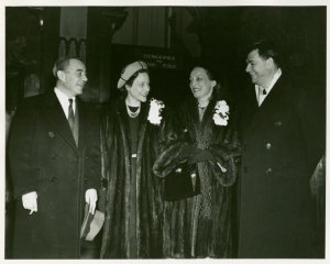 [Richard Rodgers, Dorothy Rodg... Digital ID: 1818367. New York Public Library