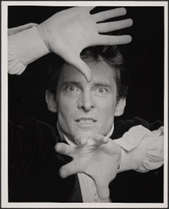 [Jeremy Brett in Dracula] Digital ID: 2025103. New York Public Library
