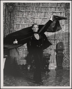 [Jeremy Brett in Dracula] Digital ID: 2025117. New York Public Library