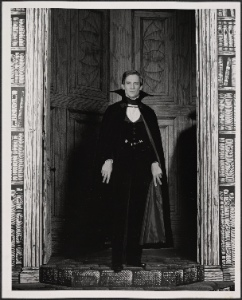[Jeremy Brett in Dracula] Digital ID: 2025124. New York Public Library