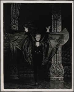 Dracula, 1978 Aug.-Nov. Digital ID: 2025143. New York Public Library