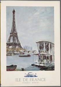 Daily held by Ile de France at... Digital ID: 2042259. New York Public Library