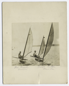 Gravesend Bay, L.I., American ... Digital ID: 405527. New York Public Library