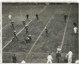 Army defeats Nebraska 13-3, We... Digital ID: 414726. New York Public Library