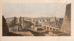 General view of the ruins of t... Digital ID: 425335. New York Public Library