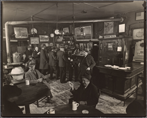 McSorley's Ale House, 15 East ... Digital ID: 482590. New York Public Library
