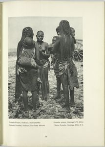 Ovambo women, Ondonga S.W. Afr... Digital ID: 488203. New York Public Library