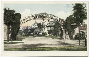 Audubon Place, New Orleans, La... Digital ID:                            68728. New York Public Library