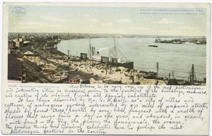 Panorama of City, New Orleans,... Digital ID:                            68734. New York Public Library