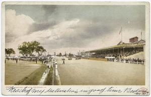 Racing, New Orleans, La. Digital ID: 68736. New York                                     Public Library