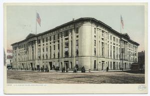 U.S. Custom House, New Orleans... Digital ID:                                     69456. New York Public Library