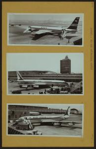 Queens - Airports - New York I... Digital ID: 730539F. New York Public Library