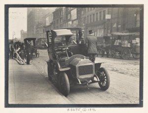 Automobiles. Digital ID: 79786. New York Public Library
