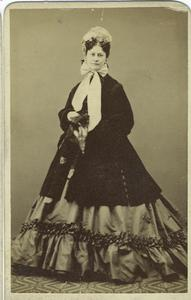 Mrs. Joshua Lippincott, noted ... Digital ID: 802916. New York Public Library