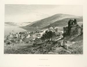Tiberias. Digital ID: 80442. New York Public Library