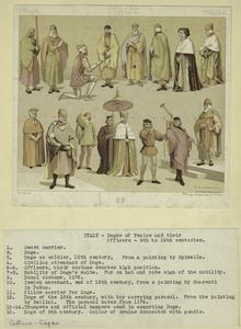 Italy -- doges of Venice and t... Digital ID: 817921. New York Public Library