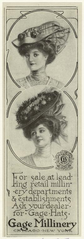 Moda de sombreros de Mujer