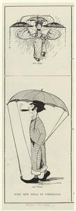 Some new ideas in umbrellas. Digital ID: 824678. New York Public Library