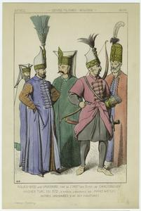 [Costumes militaires : infanterie... Digital ID: 831306. New York Public Library