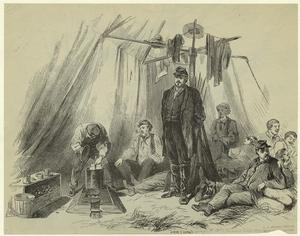 Camp of 13th Illinois Voluntee... Digital ID: 831429. New York Public Library