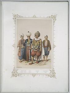 Pirpiri Esnaf, Janissaire (Ouv... Digital ID: 85572. New York Public Library