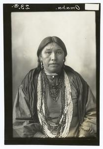 A full-blood Omaha Woman Digital ID: 92328. New York Public Library