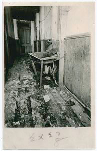 The Hall of an Old Tenement Digital ID: 97701. New York Public Library