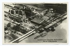 American sugar refinery, New O... Digital ID:                                     99073. New York Public Library