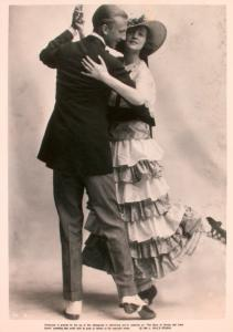 Publicity still of Vernon and ... Digital ID: CAS007_007. New York Public Library