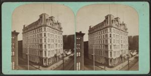 Grand Hotel, (Broadway and 31s... Digital ID: G91F209_038F. New York Public Library