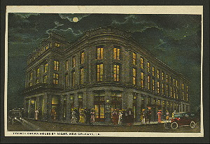 Theatres -- U.S. -- New Orlean... Digital                                     ID: TH-56618. New York Public Library