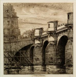 Le Pont Neuf. Digital ID: ps_prn_cd11_155. New York Public Library