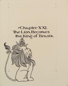 Chapter XXI. The Lion Becomes ... Digital ID: ps_prn_cd25_369. New York Public Library