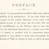 Villas on the Hudson, [Preface]