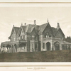 Residence of William Moller. Irvington N.Y.