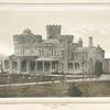 Residence of John J. Herrick. Tarrytown.