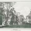 Sunny Side. Residence of the late Washington Irving, Esq.