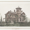 Residence of Wm. Ogden Giles. Yonkers.